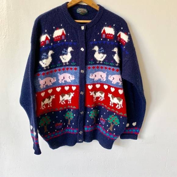 054550a26a63 Vintage Sweaters